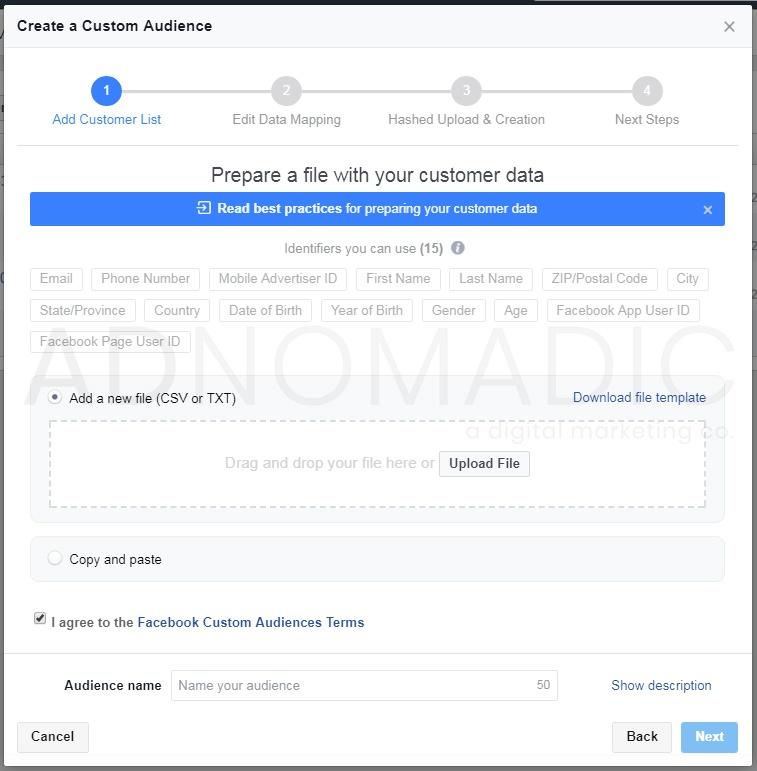 Explore to Exploit: Facebook Audiences
